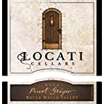 2010 Locati Cellars Walla Walla Pinot Grigio 750 mL