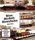 Eine Modell-Eisenbahn (Digital) – H0 Modellbahnanlage – blu-ray – Spieldauer 325 min