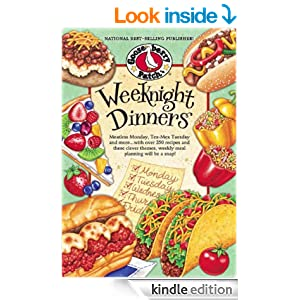 Weeknight Dinners (Everyday Cookbook Collection)