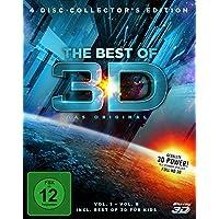 Best of 3D, 4 Disc