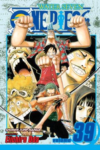 ONE PIECE ワンピース コミック39巻 (英語版)