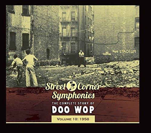 CD : STREET CORNER SYMPHONIES - Complete Story Of Doo Wop 1958 10