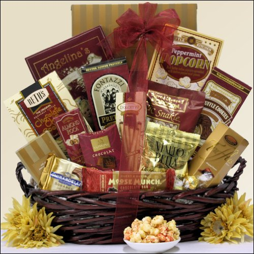 Chocolate Cravings: Gourmet Chocolate Gift Basket