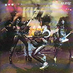 "Cover of ""Alive!"""
