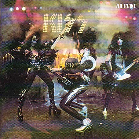 Kiss - Alive_ (2 of 2) - Zortam Music