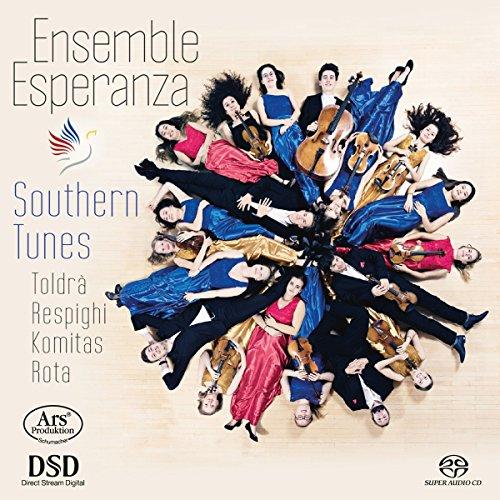 SACD : KOMITAS / ENSEMBLE ESPERANZA - Southern Tunes