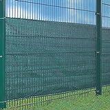 Sichtschutz blickdicht Windschutz Zaun Sichtschutzzaun 5x1m
