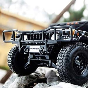 GCM 1:18 Hummer H1 Off-Road Vehicle Model Toy Simulation Alloy Car Model Metal Adult Collection Gift Decoration ( Color : Hummer H1 )