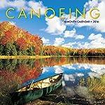 Canoeing 2016 Calendar