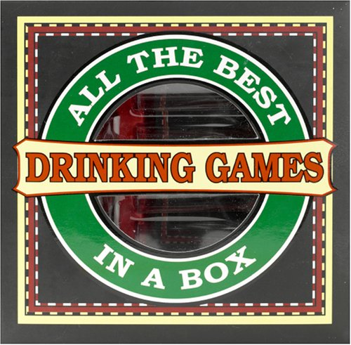 Drinking Games (Kitchen Craft and Boys Toys!)