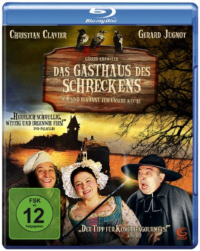Das Gasthaus des Schreckens [Blu-ray]