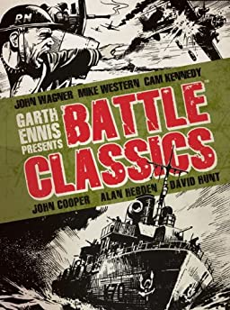 Garth Ennis Presents Battle Classics