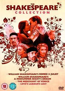 Shakespeare Box Set [DVD]