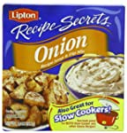 Lipton Recipe Secrets, Onion, 2Count...