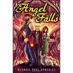 Angel Falls by Michael Paul Gonzalez