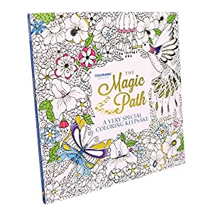 Colorama The Magic Path Coloring Book