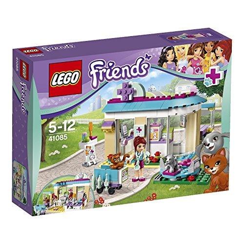 レゴ フレンズ どうぶつクリニック 41085