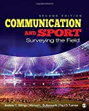 img - for Communication and Sport: Surveying the Field book / textbook / text book