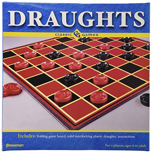 Pressman Checkers Board Game - 1