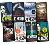 Jo Nesbo Jo Nesbo A Harry Hole Mystery 8 Books Collection Pack Set RRP: £79.45 (The Devil's Star, The Redbreast, Nemesis, The Redeemer, The Snowman, The Leopard, Headhunters, Phantom)
