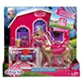 Barbie Barbie& Her Sisters In A Pony Tale Sisters' Deluxe Stable!