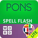 PONS SpellFlash Lite Englisch - Das Spiel zur Verbesserung des Wortschatzes
