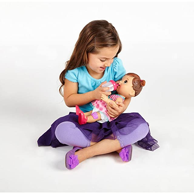Baby Alive Baby Gets a Boo Boo Doll   Brunette