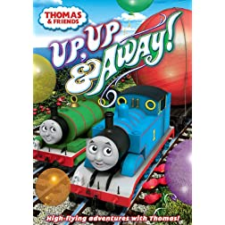 Thomas & Friends: Up Up & Away DVD