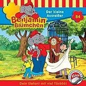Der kleine Ausreißer (Benjamin Blümchen 84) | Ulf Tiehm