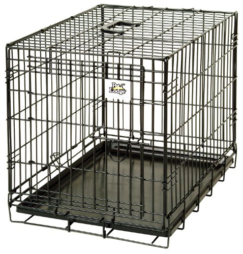 Little Giant Pet Lodge Small Single Door Wire Pet Crate