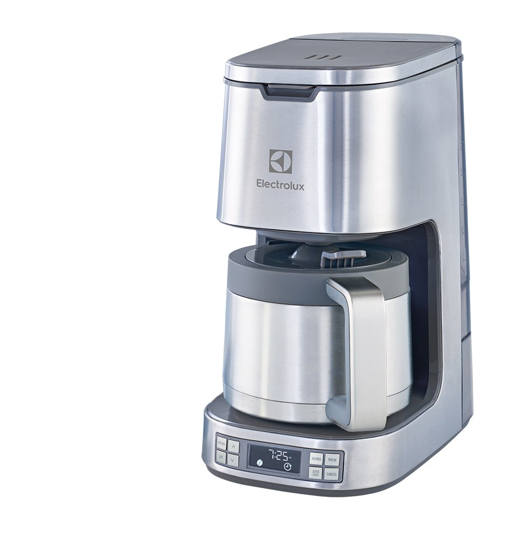 Electrolux ELTC10D8PS Expressionist Thermal Coffee Maker, Stainless Steel