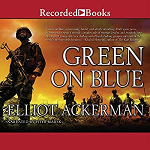 Green on Blue Audiobook