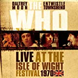 Who Live At Isle of Wight Festival 1970