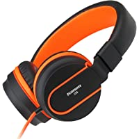 Ailihen I35 Stereo Lightweight Foldable Wired Headphones with Microphone