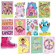 Peaceable Kingdom Birthday Card Set f…
