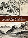 img - for The Pleasures of Sketching Outdoors (Dover Art Instruction) book / textbook / text book