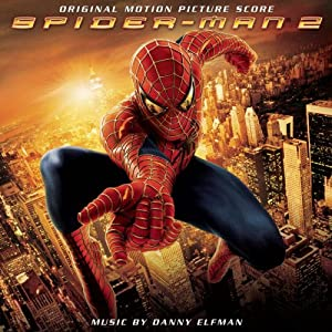 Amazon.com: Spider-Man 2 Original Motion Picture Score: Danny ...