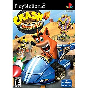 61Y3FB5W7QL. AA300  Download Crash Nitro Kart 2004   PS2