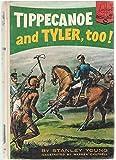 img - for Tippecanoe and Tyler, Too! (Landmark Books, 76) book / textbook / text book