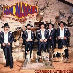 Ramon Ayala - Corridos Autenticos - Amazon.com Music