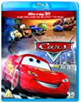 Cars (Blu-ray 3D + Blu-ray) [Region F...