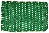 Azaan Décor Chenille Door Mat - 27'' x 17'', Green