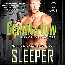 Sleeper: Crossfire SEALs Volume 3 (       UNABRIDGED) by Gennita Low Narrated by Kevin Foley
