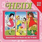"""Heidi - 3-CD H�rspielbox Vol.1von """"Heidi"""""""