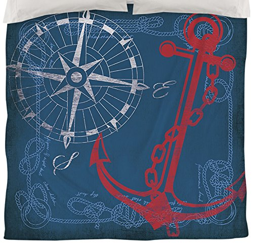 Twin Nautical Bedding 8514 front