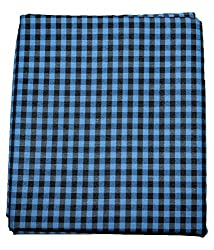 MS Retail Men's Shirt Fabrics (MS Retail_71_Blue Black)