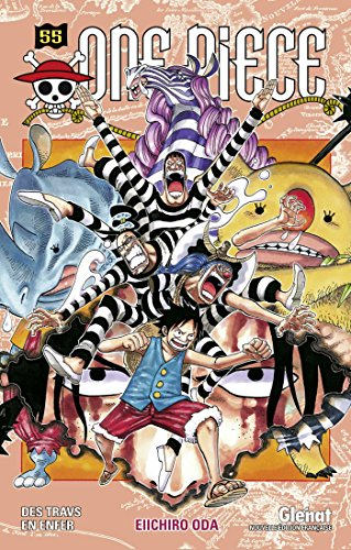 One piece - Edition originale Vol.55