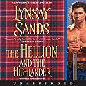 The Hellion and the Highlander Audiobook by Lynsay Sands Narrated by Marianna Palka