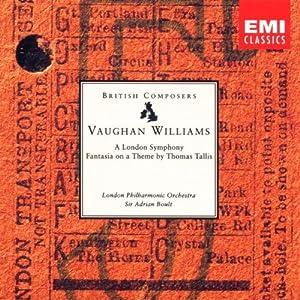 Vaughan williams london symphony