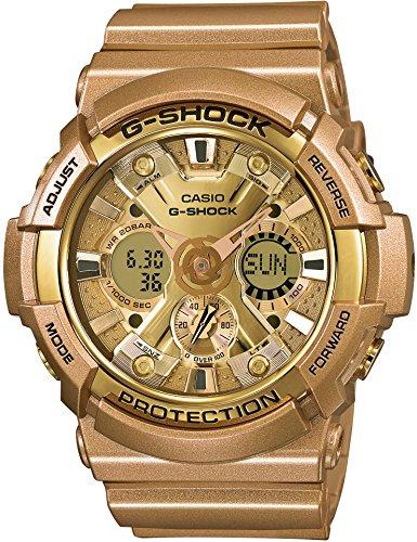 [カシオ]CASIO 腕時計 G-SHOCK Crazy Gold GA-200GD-9AJF メンズ